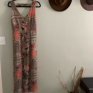 FOREVER 21 • printed maxi